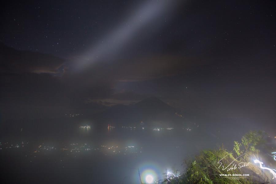 Hike Batur at night in Bali