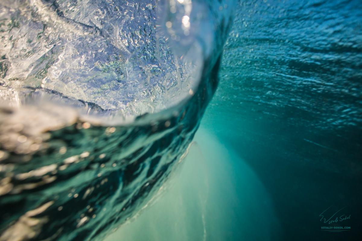 RipCurl Ocean Wave Inside