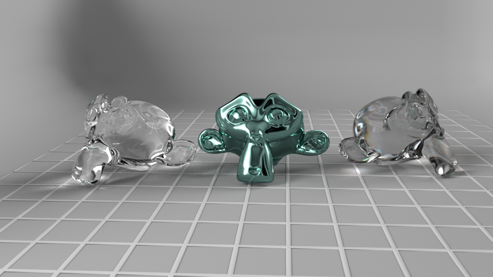 Blender 2.78 easy way to create dispersion glass material and chromatic abberations on whole image