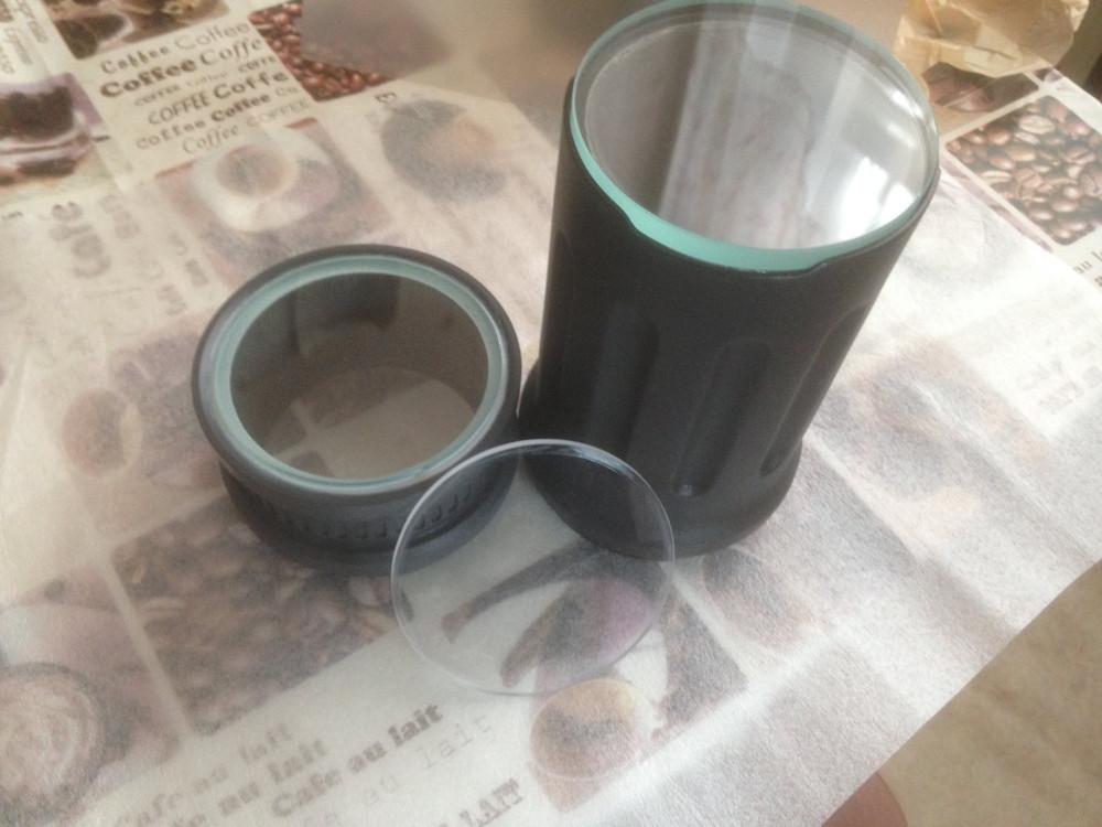 Замена акриловых стёкол на оптический
