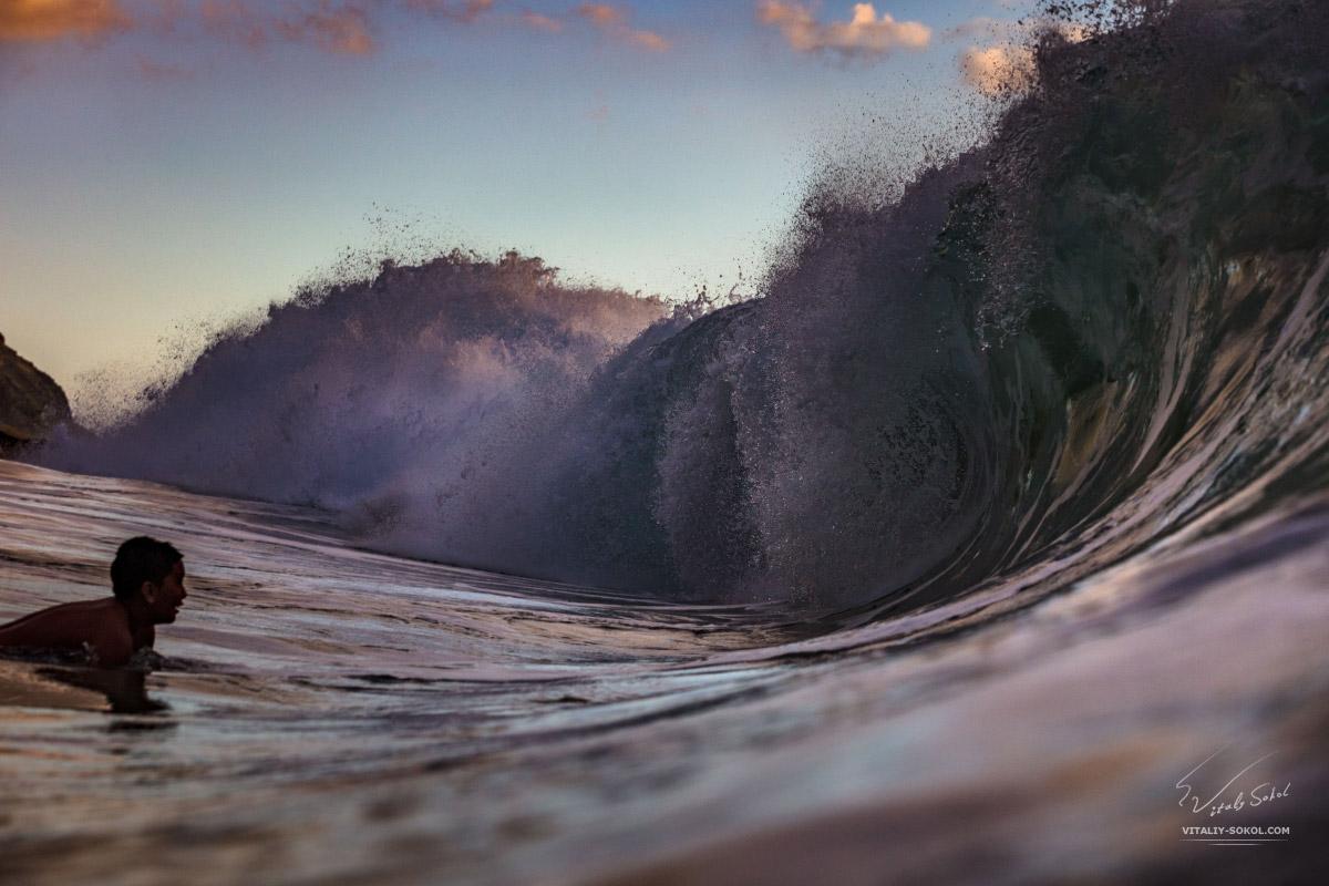 Сёрфинг на Гавайях