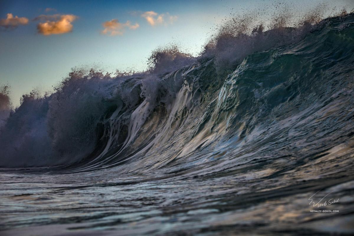 Волны на Гавайях