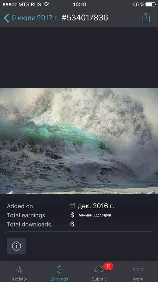 Beautiful ocean wave. фотография океанской волны
