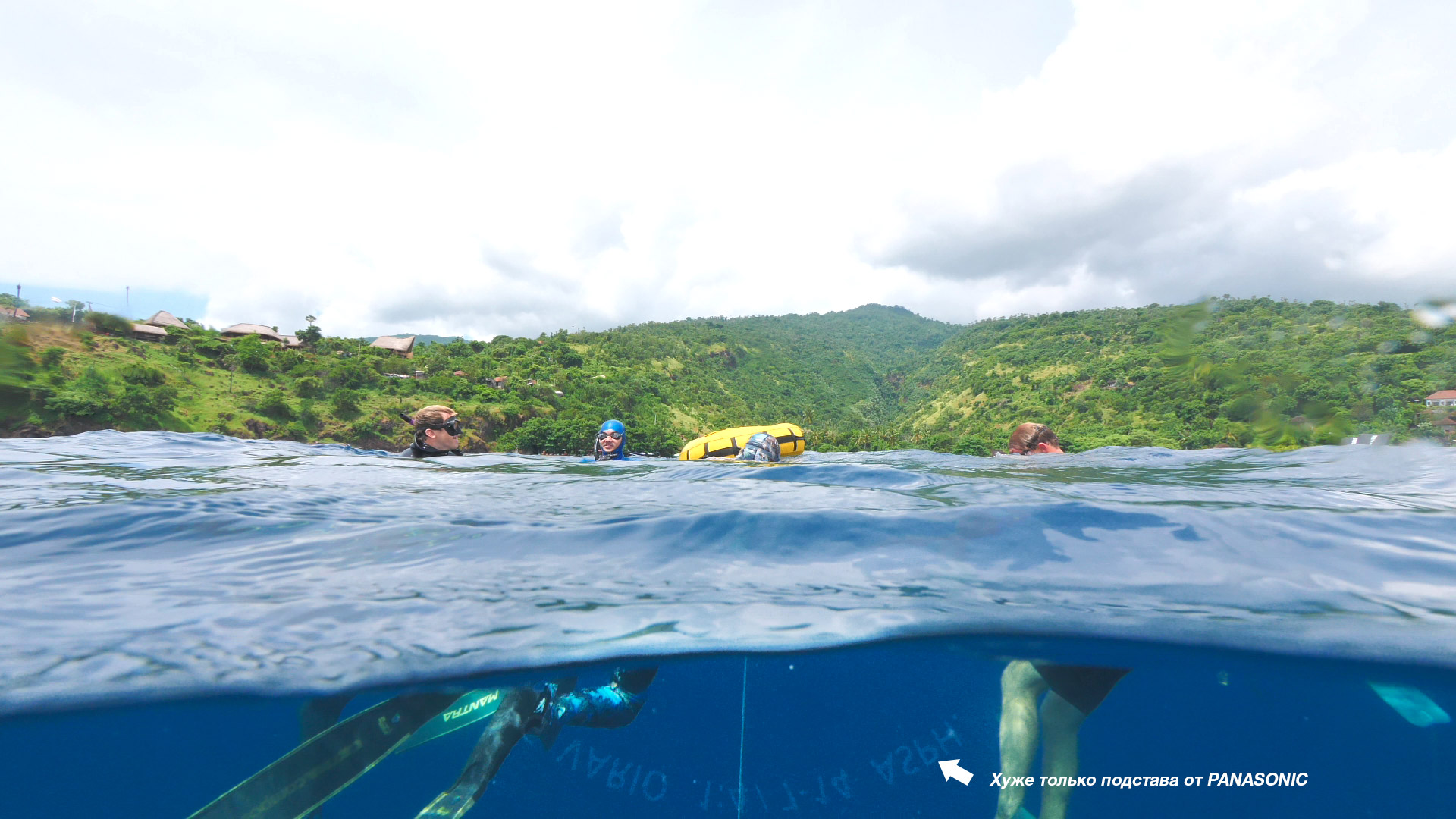 Panasonic Lumix G Vario 7-14mm f/4 ASPH. Lens  for underwater photo/video