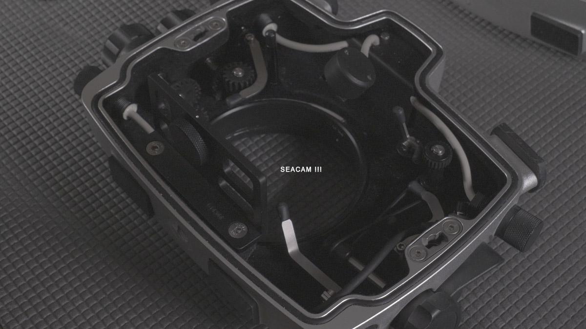 Seacam housing for canon 5D mark IV