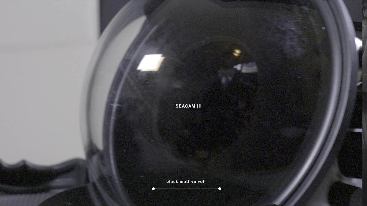 """Seacam dome port 8"""" for housing for canon 5D mark IV"""
