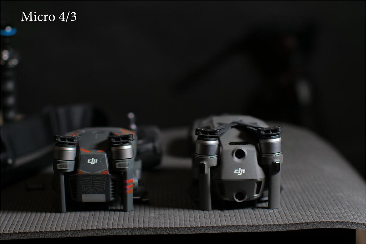 micro 4/3 vs fullframe