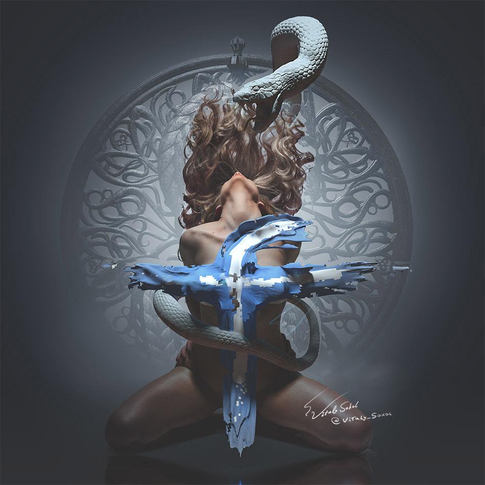 Erotic Fantasy art by Will Falcon vitaliy-sokol.com