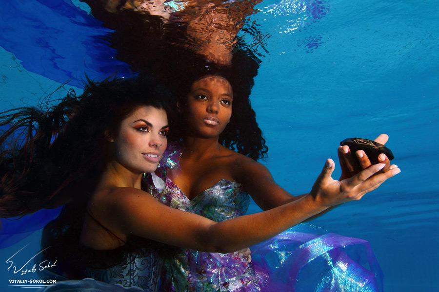 Эйлат. Красное море. Подводная фотосъемка. Гламур, фэшн, дельфины, морская жизнь