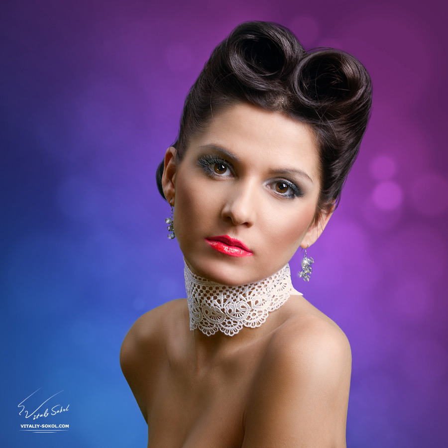 Beauty. Makeup.