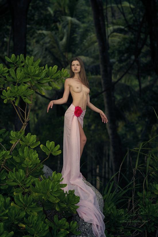 art nude by Vitaliy Sokol