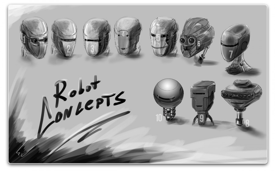 robot-sketches