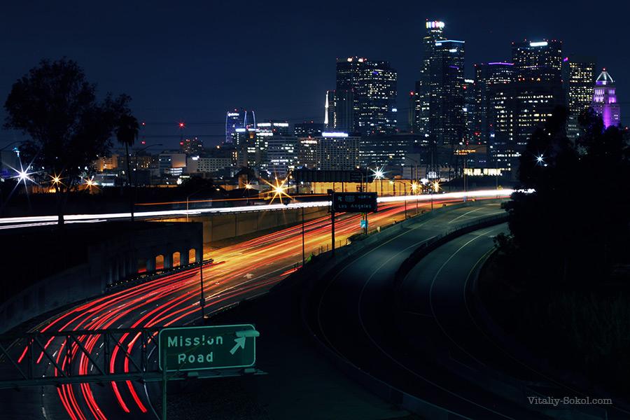 night_LA
