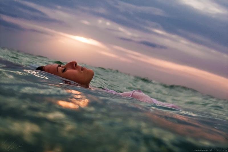сон фотографии с моря