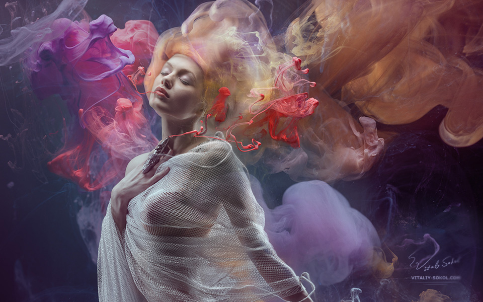 Компьютерное искусство от Виталия Сокола