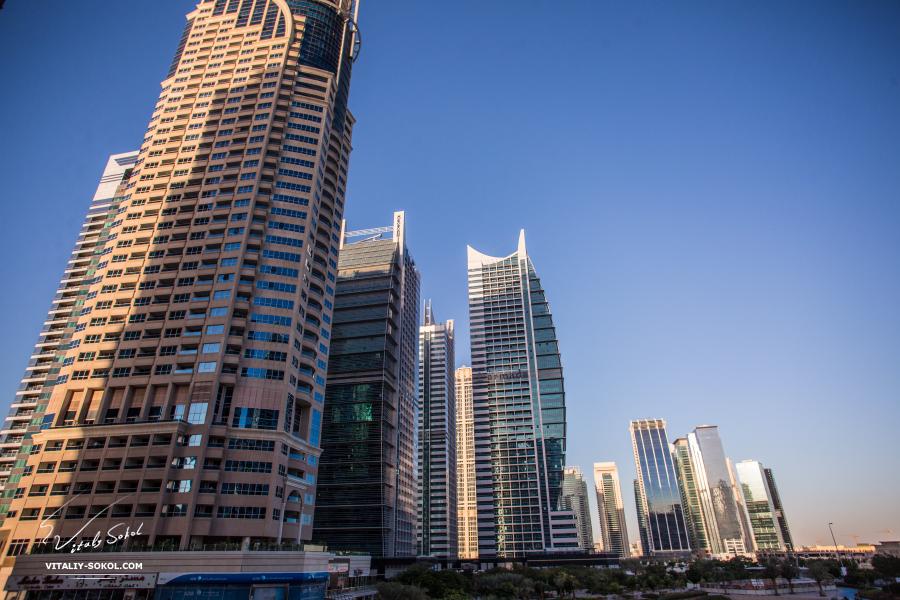 Dubai. Armada Blue Bay Hotel