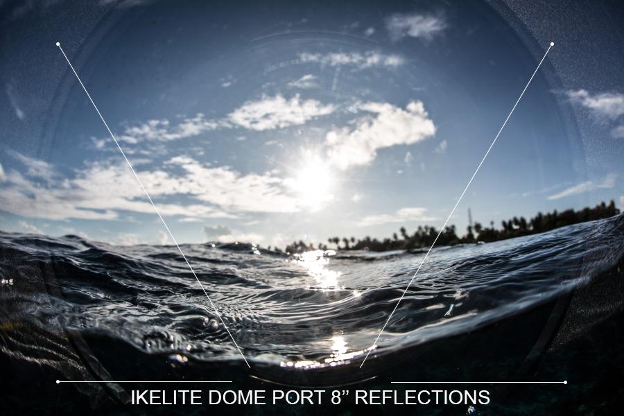 Ikelite dome port bur