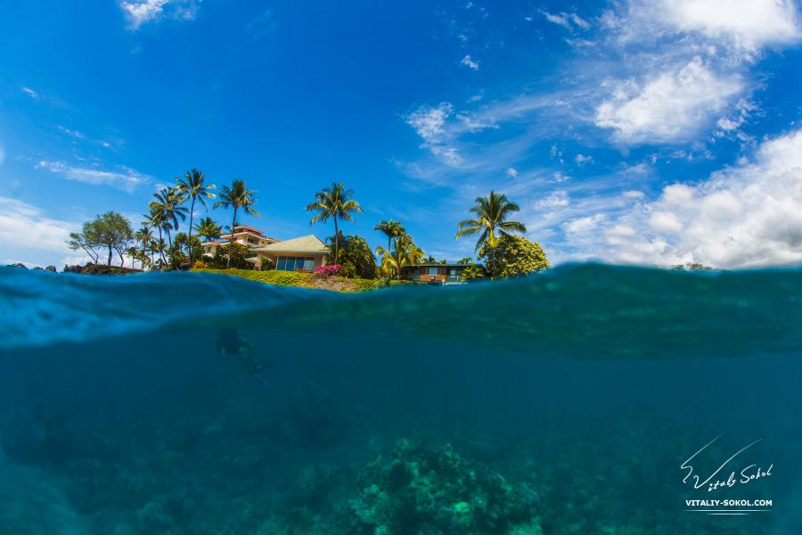 Мауи. Гавайи, виды и пейзажи