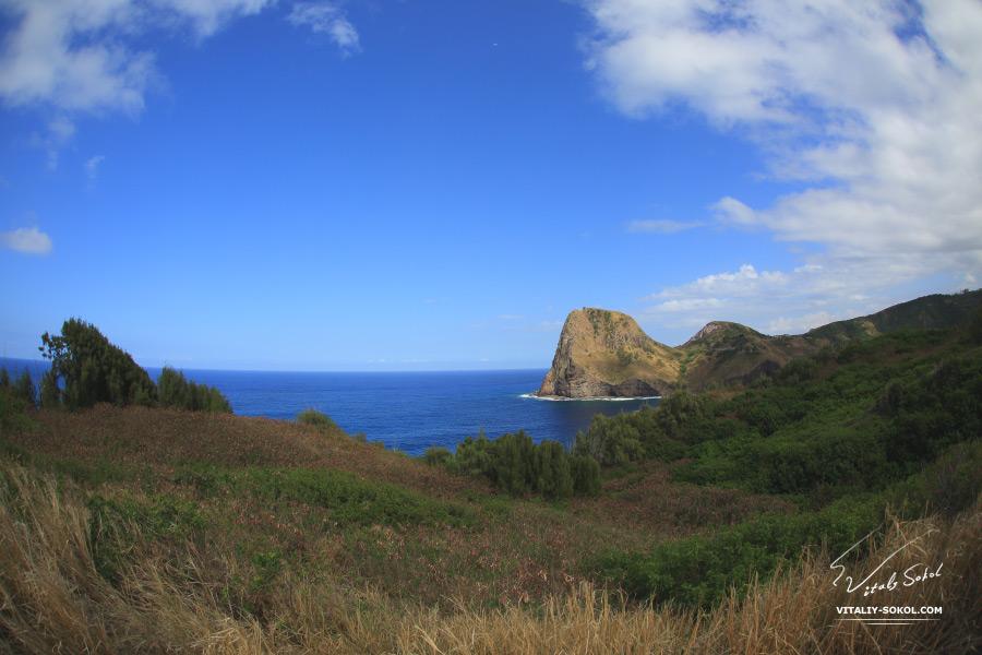 Мауи. Гавайи, виды и пейзажи острова