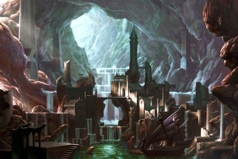Древние подземные цивилизации Земли