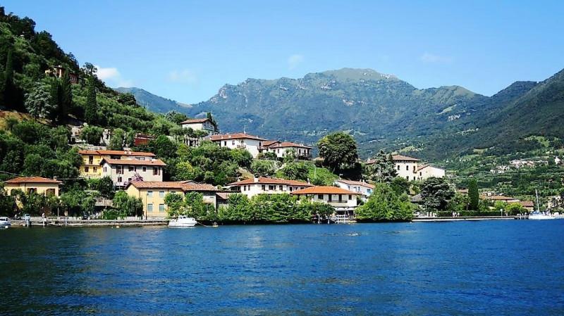 Озеро Изео. Монте Изола.