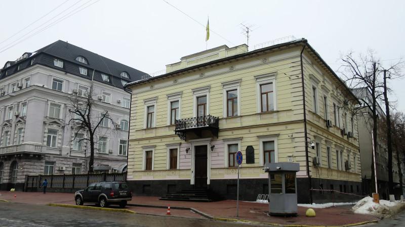 Киевские балконы. Владимирская 35