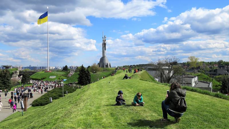 Национальный музей истории Украины во Второй мировой войне. Мемориальный комплекс