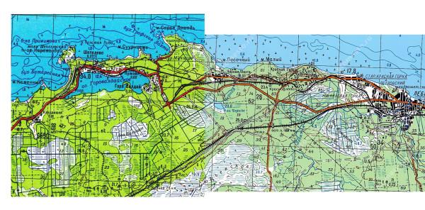 Красная Горка_1_мапа 1989