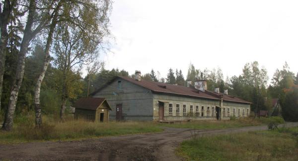 Ф37 - Корпуса летнего лагеря ВВМУПП