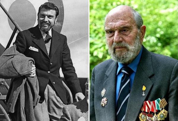 Легендарный разведчик Джордж Блейк отмечает свой 96-й день день рождения