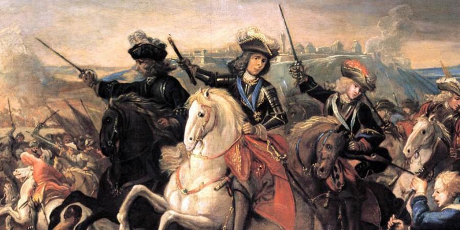 Картинки по запросу Величие полководца. Молодые годы Евгения Савойского. фото
