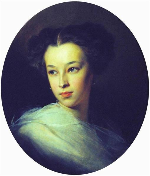 История младшей дочери А. С. Пушкина
