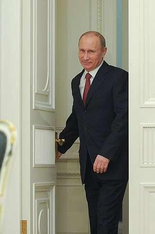 Путин год