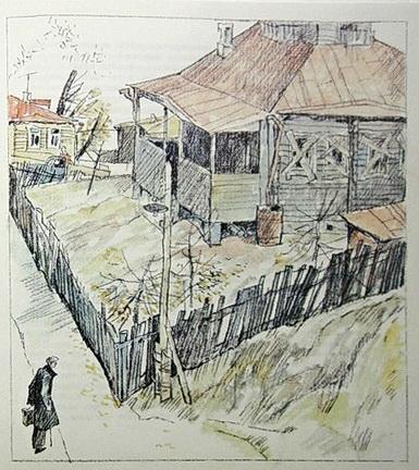Иллюстрации художника Владимира Гальдяева