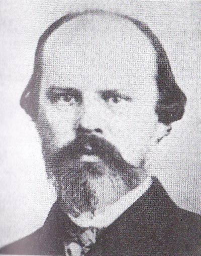 А. Лёхерер. В. Д. Сверчков. 1852-1862. Фотография. Мюнхен.