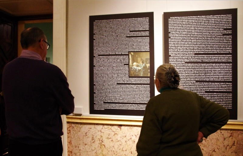 В Эрмитаже на выставке Яна (Йоханнеса) Вермеера