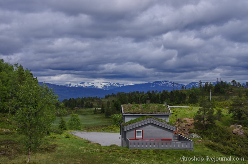 Виды Норвегии.