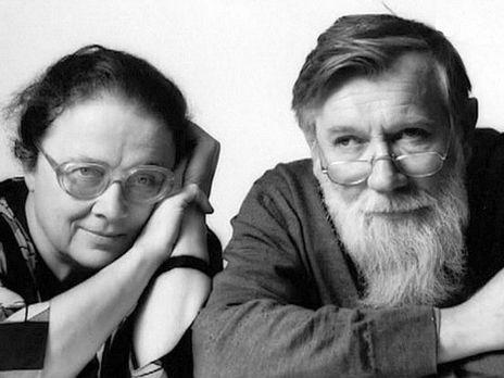 Андрей Синявский и его супруга Мария РозановаФото: kulturologia.ru