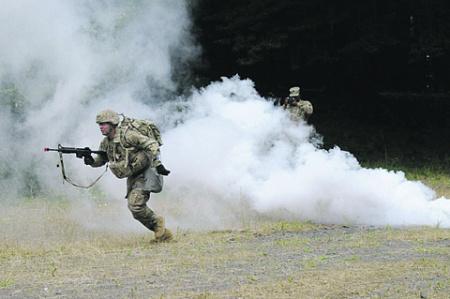 В современной войне «дым сражений» сменяется «туманом неизвестности». Фото с сайта www.dvidshub.net