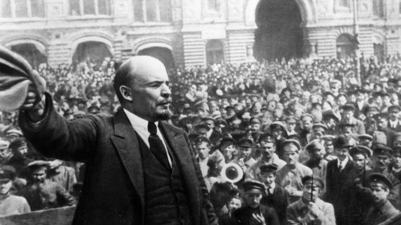 Китайские бойцы служили и в охране Ленина