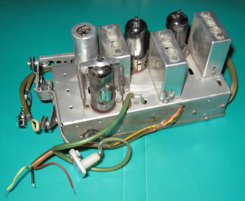 Общий вид модуля Saba UKW-S III