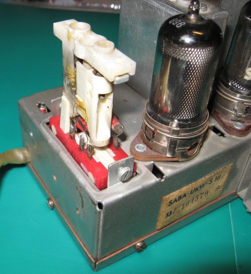 Контур дробного детектора