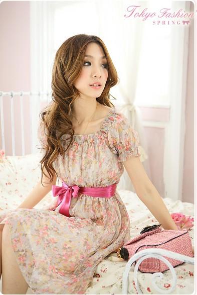Красивые платья из кореи