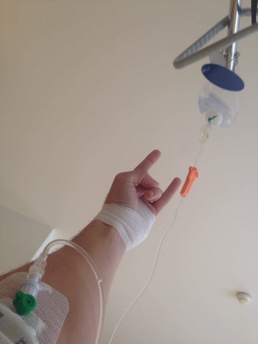 картинки в больнице с капельницей