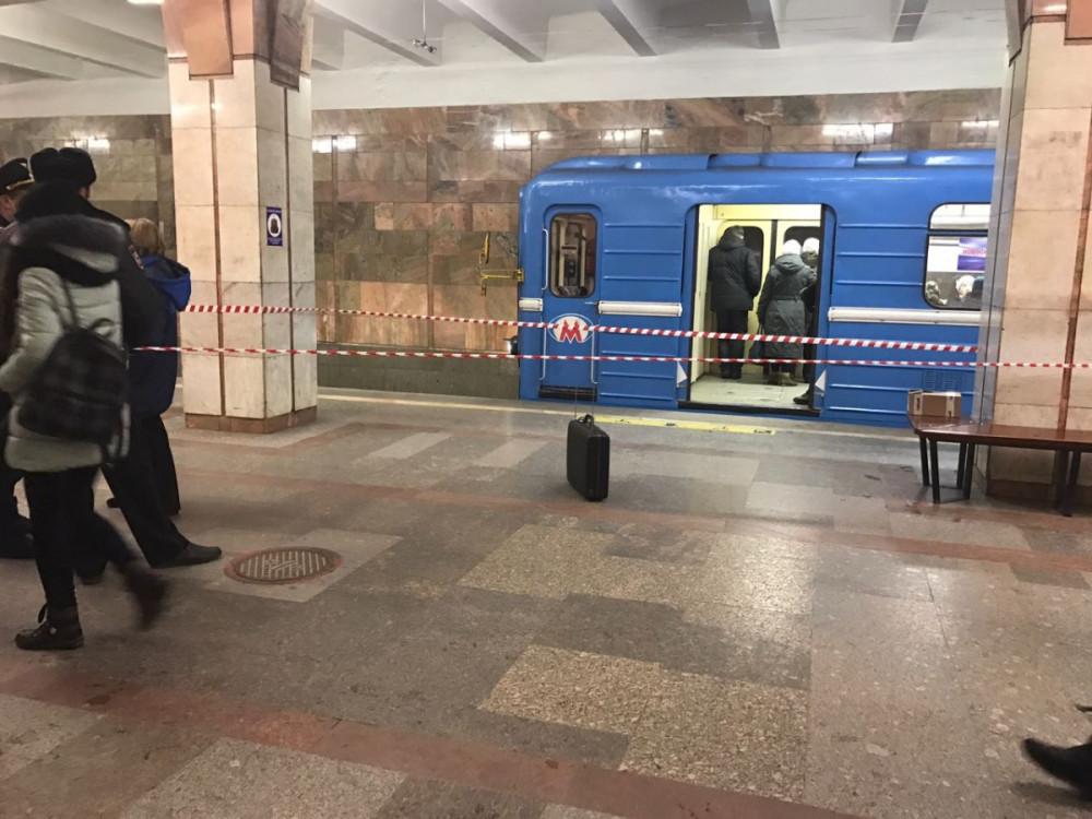 Паника в метро из-за глупой шутки