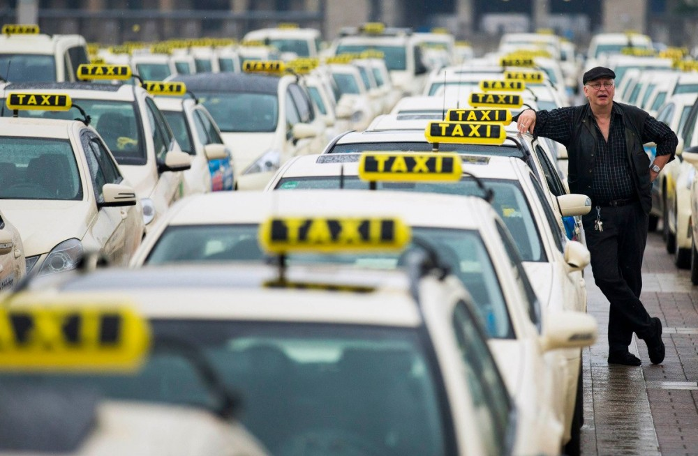 Как таксисты обманывают Uber, Rutaxi и нас с вами