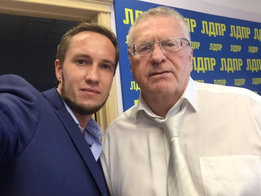 Есть ли шанс у Жириновского?