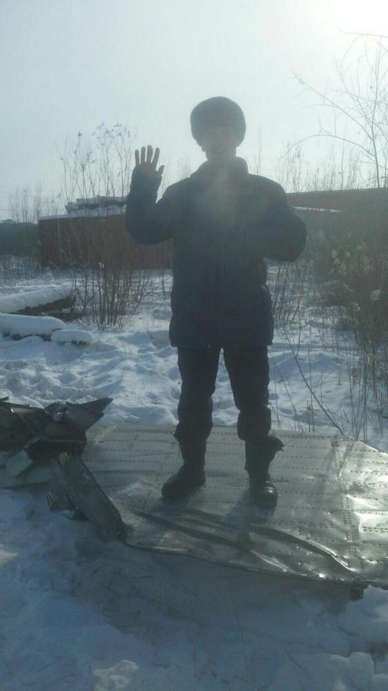 Золотой дождь в Якутии