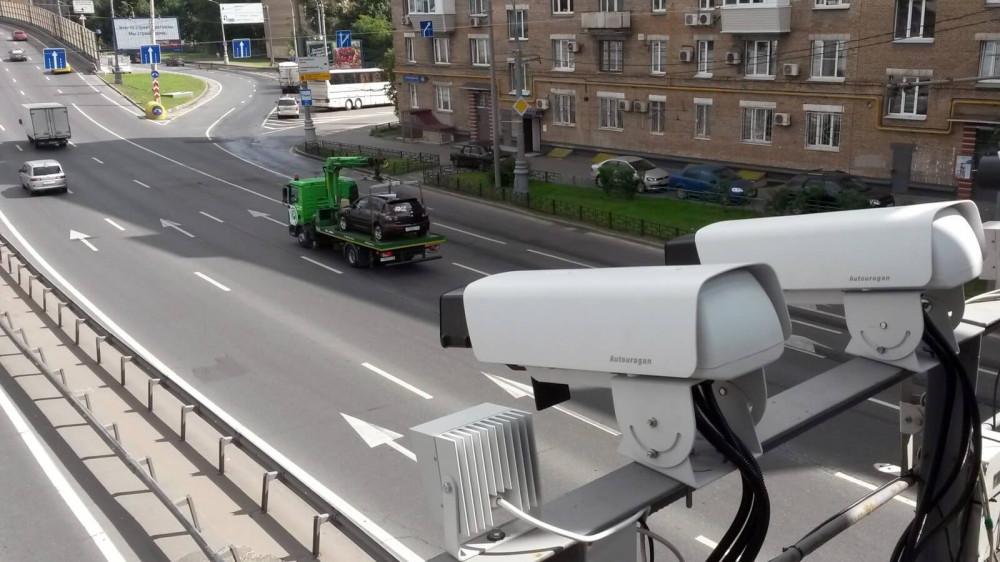 Ад таксиста - штраф за 10 секунд на Садовом