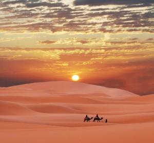 SaharaDesert
